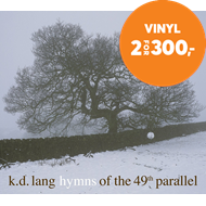 Produktbilde for Hymns Of The 49th Parallel (VINYL)