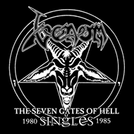 The Seven Gates Of Hell: Singles, 1980-1985 (VINYL - 2LP - Red)