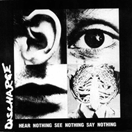 Hear Nothing See Nothing Say Nothing (VINYL - Clear)