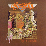 Toys In The Attic (VINYL - 180 gram)