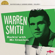 "Rockin' With Mr. Uranium (VINYL - 10"" - Green)"
