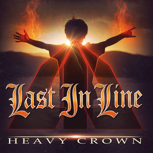 Heavy Crown (VINYL - 2LP - Clear)