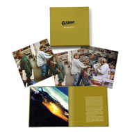 Endtroducing... - 20th Anniversary Entrospective (VINYL - 6LP - 180 gram)