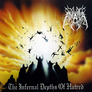Produktbilde for The Infernal Depths Of Hatred - Limited Edition (VINYL - Yellow & Black Marbled)