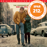 Produktbilde for The Freewheelin' Bob Dylan (Mobile Fidelity) (VINYL - 180 gram - 2LP - 45 RPM - Mono)