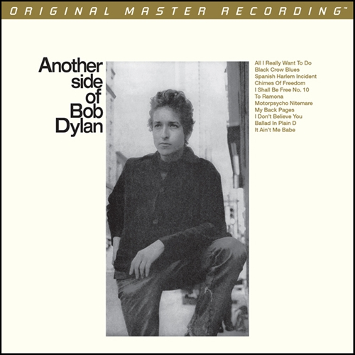 Another Side Of Bob Dylan (Mobile Fidelity) (VINYL - 180 gram - 2LP - 45 RPM - Mono)