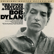 The Times They Are A-Changin' (Mobile Fidelity) (VINYL - 180 gram - 2LP - 45 RPM - Mono)