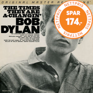 Produktbilde for The Times They Are A-Changin' (Mobile Fidelity) (VINYL - 180 gram - 2LP - 45 RPM - Mono)