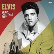 Produktbilde for Merry Christmas Baby (VINYL)