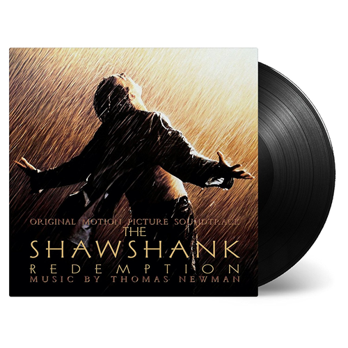 The Shawshank Redemption (VINYL - 2LP - 180 gram)