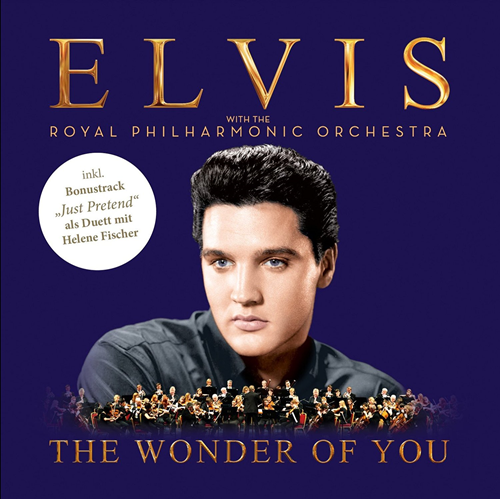 The Wonder Of You: Elvis With The Royal Philharmonic Orchestra (VINYL - 2LP)
