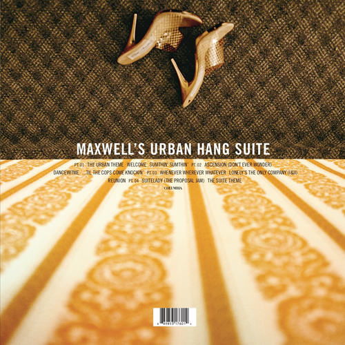 Maxwell's Urban Hang Suite (VINYL - 2LP - 180 gram)