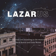 Produktbilde for Lazarus - Original Cast Recording (VINYL - 3LP)