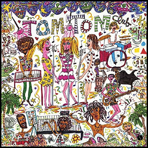 Tom Tom Club (VINYL - Green)