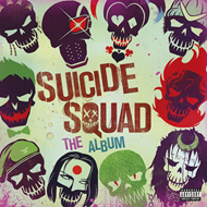 Produktbilde for Suicide Squad: The Album (VINYL - 2LP)