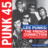 Punk 45: Les Punks: The French Connection - The First Wave Of French Punk 1977-80 (VINYL - 2LP - 180 gram)