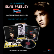 Memphis Recording Service: Masters & Sessions 1953-1955 - Limited Edition (VINYL - 2LP - 180 gram)