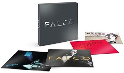 Falco Box Set (VINYL - 4LP - 180 gram)