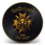 Bad Magic - Limited Edition (VINYL - Picture Disc - Gold)