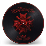Bad Magic - Limited Edition (VINYL - Picture Disc - Red)