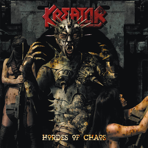 Hordes Of Chaos (VINYL - 180 gram - Red)