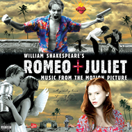 Produktbilde for Romeo + Juliet - Music From The Motion Picture (USA-import) (VINYL)