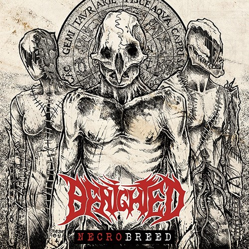 Necrobreed (VINYL - White)
