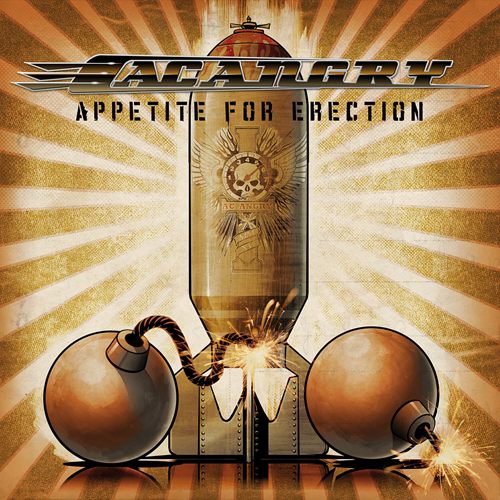 Appetite For Erection (VINYL)