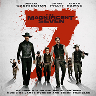 Produktbilde for The Magnificent Seven - Original Motion Picture Soundtrack (VINYL - 2LP - 180 gram)