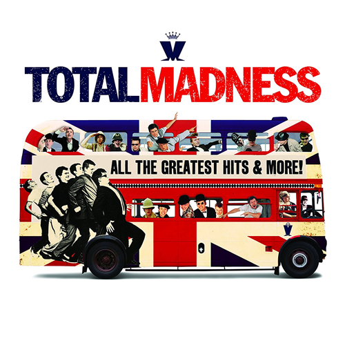 Total Madness: All The Greatest Hits & More! (VINYL - 2LP - 180 gram)
