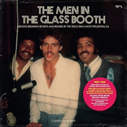 The Men In The Glass Booth - Part One (VINYL - 5LP)