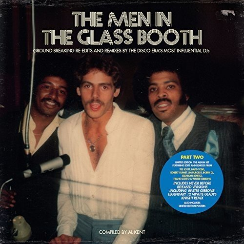The Men In The Glass Booth - Part Two (VINYL - 5LP)