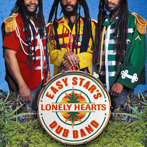 Easy Stars Lonely Hearts Dub Band (VINYL)