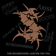 The Roadrunner Albums: 1985-1996 (VINYL - 6LP - Coloured)
