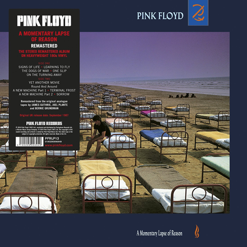 A Momentary Lapse Of Reason - Special Collectors Edition (VINYL - 180 gram)