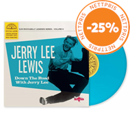 "Produktbilde for Down The Road With Jerry Lee (VINYL - 10"")"