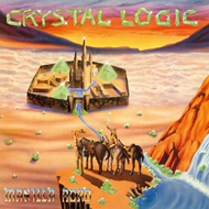 Crystal Logic (VINYL - Blue)