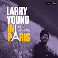 Larry Young In Paris (The ORTF Recordings) (VINYL - 2LP)