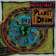 Planet Drum - 25th Anniversary Edition (VINYL - 2LP - 180 gram)