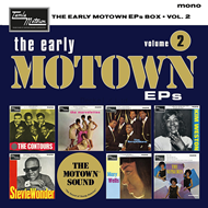 "The Early Motown EPs Volume Two (VINYL - 7 x 7"")"