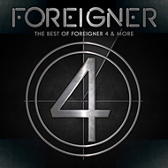 The Best Of Foreigner 4 & More (VINYL - 2LP)