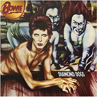 Produktbilde for Diamond Dogs (VINYL - 180 gram)