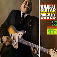 The Wildest Guitar (VINYL - 180 gram)