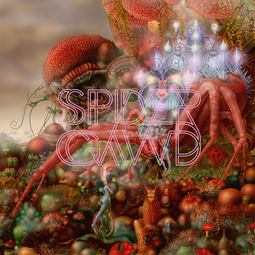 Spidergawd IV (VINYL - 180 gram + CD)