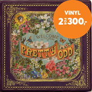 Produktbilde for Pretty. Odd. (VINYL)