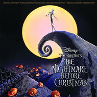 Produktbilde for Tim Burton's The Nightmare Before Christmas (USA-import) (VINYL - 2LP - 180 gram)