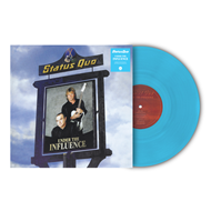 Produktbilde for Under The Influence (VINYL - 180 gram - Blue)