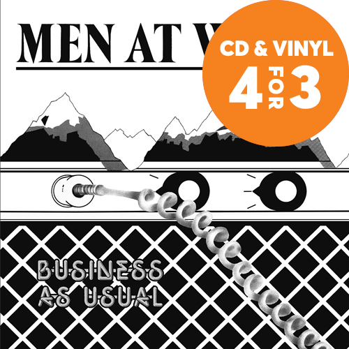 Business As Usual (VINYL - 180 gram)