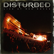 Disturbed - Live At Red Rocks (VINYL - 2LP)