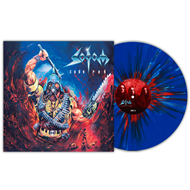 Code Red - Limited Edition (VINYL - Blue-Red-White Splatter)